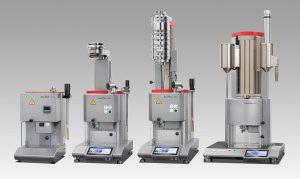 Breites Geräteportfolio zur Prüfung des Fließverhaltens von Thermoplasten. (Foto: ZwickRoell)