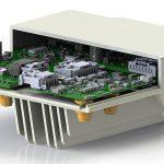 Wärmeleitfähiges EMV-Gehäuse für die Abschirmung elektromagnetischer Felder. (Foto: Barlog)