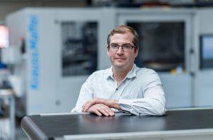 Enesty-Geschäftsführer Jonathan Franke. (Foto: Enesty)