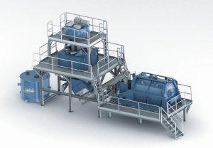 Die Heißwäsche ist ein wesentlicher Verfahrensschritt hin zu verbesserter Qualität. (Abb.: Herbold)