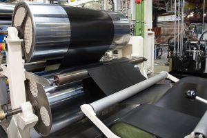 Herstellung von Kautschukmischungen im Gummiwerk Kraiburg. (Foto: Gummiwerk Kraiburg)
