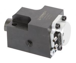 Zur hohen Betriebssicherheit tragen eine induktive und eine optische Positionskontrolle bei. (Foto: Roemheld)