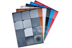 Spezielle Materiallösungen ermöglichen das Fertigen matter Oberflächen. (Foto: Romira)