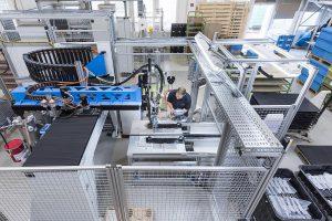 Mit der Lohnfertigung bietet Sonderhoff Services vom Maschinen-Know-how über das Material bis zur Prozessautomation alles aus einer Hand. (Foto: Sonderhoff)
