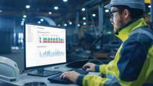 Die Cloud-basierte Datenplattform Tomra Insight erschließt Betreibern von Sortieranlagen neue Möglichkeiten. (Foto: Tomra)