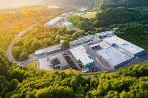 Die Firma Aquatherm am Standort Attendorn. (Foto: Aquatherm)