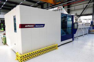 MacroPower 1000/16800 bei Aquatherm. (Foto: Aquatherm)