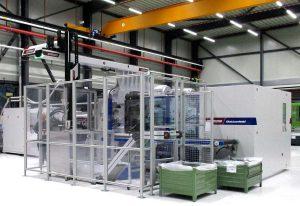 MacroPower 1000/16800 mit Sonderautomation. (Foto: Aquatherm)