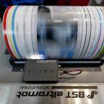 Auf der ICE präsentierte BST eltromat neue Möglichkeiten, den digitalen Sensor CLS Pro 600 mit dem Fühlerverstellgerät FVG POS 100 automatisch zu positionieren. (Foto: BST eltromat)