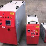 Als Systempartner bietet Deckerform unter anderem eigene Temperiergeräte ab 3 kW Heizleistung an. (Foto: Deckerform)