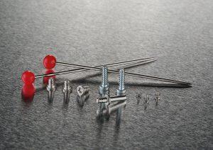 Die Ejot-Mikroschrauben bieten eine hohe Performance bei geringem Bauraum. (Foto: Ejot)
