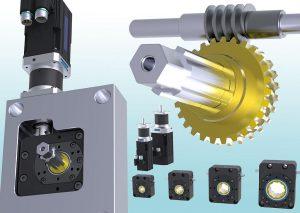 Im Mehrkomponenten-Spritzgießen ermöglichen die neuen, platzsparend in das Werkzeug integrierbaren Indexplattendreher schnelle und präzise Bewegungen. (Foto: I-Mold)