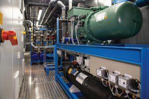 Die Kältetechnik birgt ein großes Energiesparpotenzial für die Kunststoffverarbeitung. (Foto: Reisner)