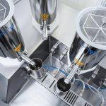 Dosiereinheiten für Pulver und Granulate (Foto: Sanitized)