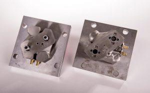 Das neue und optimierte 3D-gedruckte Werkzeug hat stark verkleinerte Bauteilabmessungen. (Foto: Toolcraft)