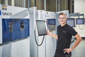 Toolcraft profitiert von der langjährigen Expertise im Bereich der additiven Fertigung. (Foto: Toolcraft)