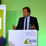 Dr. Volker Schmidt, Hauptgeschäftsführer des ADK. (Foto: K-PROFI)