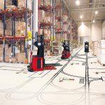 Mit Simulation lassen sich fahrerlose Transportsysteme auf räumliche Gegebenheiten und hohe Produktivität abstimmen. (Foto: EK Automation)