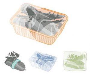 Welche Verpackungsvariante für Suppengemüse ist ökologisch am sinnvollsten? Der Leitfaden Eco Design hilft bei der Entscheidung. (Abb.: IK)