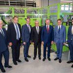 An der Gründung und dem Aufbau der LIT Factory sind 25 Unternehmen vor allem aus dem österreichischen und deutschen Wirtschaftsraum beteiligt. (Foto: Universität Linz)