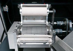 Optimierte Schneidwerkzeuge ermöglichen gute Schneidergebnisse und das Schneidwerk lässt sich dank Schnellwechselsystem einfach verändern. (Foto: Coperion)