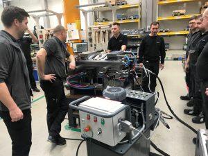 Core-Pull ist u.a. beim Werkzeugbau Siegfried Hofmann bereits im Einsatz. (Foto: Dremo)