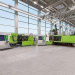 Engel: Pilotfabrik für vertikale Integration in der Spritzgießverarbeitung
