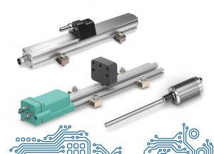 Magnetostriktive Wegaufnehmer: die HYPERWAVE-Technologie sorgt für besondere EMV-Störfestigkeit, einen großen Arbeitstemperaturbereich sowie hohe Genauigkeit und Linearität. (Foto: Gefran)