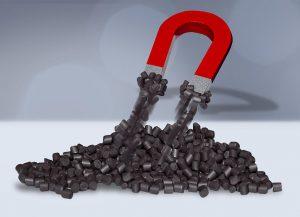 Unter der Marke Kebablend/ MW bietet Barlog magnetisierbare und weichmagnetische Compounds. (Foto: Barlog)
