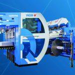 BW Papersystems: Hochgeschwindigkeits-Schneiden dünner Kunststofffolien