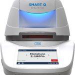 Das Smart Q ist für die genaue Messung niedriger Feuchtigkeitsgehalte geeignet. (Foto: CEM)