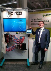 Alexander Halamek leitet den neu geschaffenen Orca-Vertriebsbereich. (Foto: enesty)