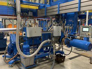 Solche Unterwassergranuliersysteme Pearlo Design wurden von Gala bei Polytechs installiert. (Foto: Maag)