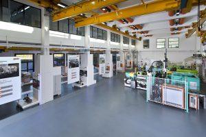 Im Kunden- und Innovationscenter von GWK werden neue klimaschonende Verfahren unter Produktionsbedingungen getestet. (Foto: GWK)