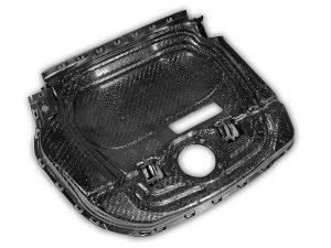 Für die Konstruktion mit Tepex dynalite 102-RG600(2)/47% spricht, dass sie gegenüber einer vergleichbaren Metallausführung rund 45 Prozent leichter ist und durch den hohen Grad an Funktionsintegration wirtschaftlich gefertigt werden kann. (Foto: Lanxess)