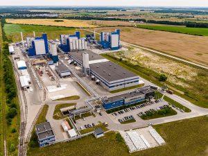 Der Herstellungskomplex für PET und Polyolfertigung befindet sich in der litauischen Freien Wirtschaftszone Klaipeda. (Foto: Neo Group)