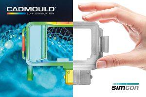 Die Software erzeugt aus den Simulationsergebnissen eine VRML-Datei (Virtual Reality Modeling Language) für 3D-Drucker. (Abb.: Simcon)