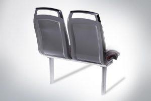 Sitz-Systems Citos aus dem PA 6 Akromid B28 GF 25 9 (6360) hergestellt von der Firma Franz Kiel. (Foto: Akro-Plastic)