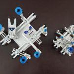 ASS: Micro-Greifsystem für enge Räume und kleinste Bauteile