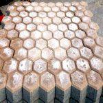 LWB-Biofibre: Bio-Streugranulat schützt Betonplatten