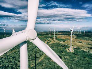 Covestro hat gemeinsam mit globalen Industriepartnern eine neue Lösung für eine effiziente Produktion von Rotorblättern für Windkraftanlagen entwickelt. (Foto: Covestro)