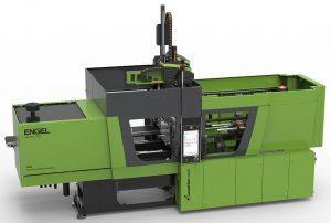 Engel hat die hydraulische victory AMM Spritzgießmaschine gezielt für die Verarbeitung von Amloy Materialien entwickelt. (Foto: Engel)