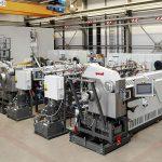 Gneuß: Zweite MRS-Generation mit optimiertem IV-Erhalt und verbessertem Antriebsdesign