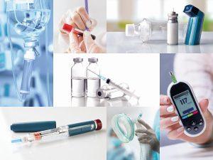 Die TPEs der Familie Thermolast M erfüllen die neue VDI-Richtlinie 2017, die erstmals das grundlegende Eigenschaftsprofil von 'Medical Grade Plastics' für Medizinalprodukte regelt. (Foto: Kraiburg TPE)