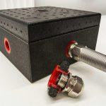 Krallmann: Montagesystem auf Basis von EPP erleichtert Befestigung von Kunststoffkomponenten
