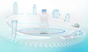 Krones bietet mehrere Maschinenlösungen rund um einen geschlossenen Kunststoff-Kreislauf. (Foto: Krones)