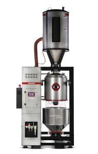 Vakuum-Granulattrockner Ultra von Maguire. (Foto: Maguire)