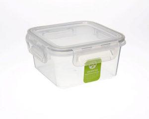 Unternehmen, die ihre Verpackungen aus NX UltraClear PP spritzgießen können sie mit einem UL ECV Label wie diesem kennzeichnen. (Foto: Milliken)