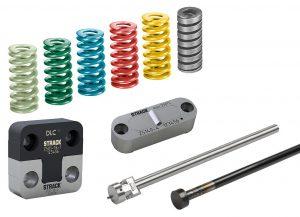 Strack Norma stellt neue Produkte für Spritzgieß- und Druckgusswerkzeuge sowie ein umfangreiches Sortiment an innovativen und standardisierten Lösungen für den Werkzeug- und Formenbau. (Foto: Strack)