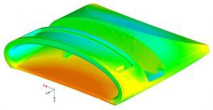 Die Computertomographie – hier ein Falschfarbenvergleich – bietet Bahsys jetzt auch als Dienstleistung an. (Abb.: Barlog)